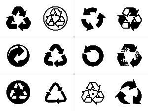 Reading the Recycling Logos